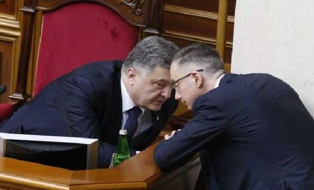 Вокруг окружения президента назревает новый скандал относительно сотрудничества с Курченко