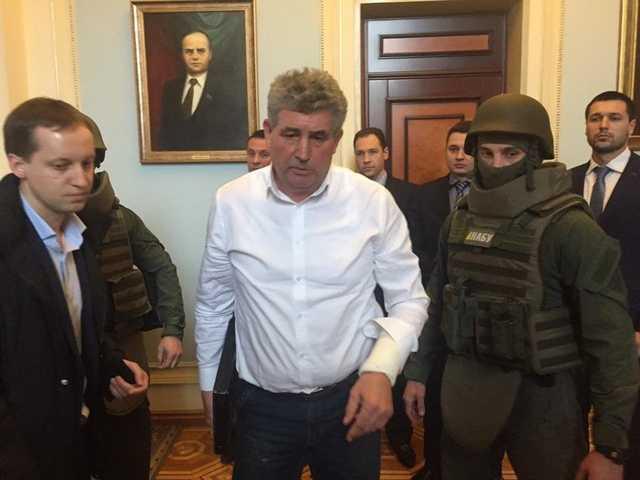 Судья, стрелявший в НАБУинов, дошел до ручки