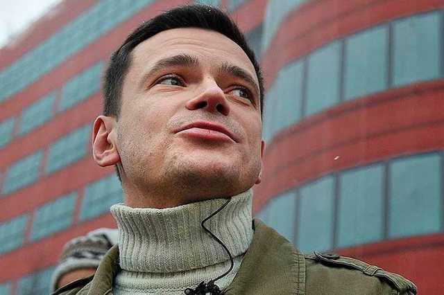 Илья Яшин объявил об участии в выборах мэра Москвы