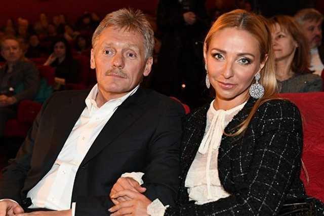 Жена Пескова возглавила рейтинг самых богатых жен российских чиновников