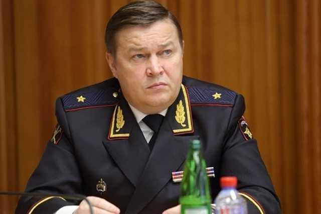 Бывший глава томского управления МВД попал под следствие по двум делам