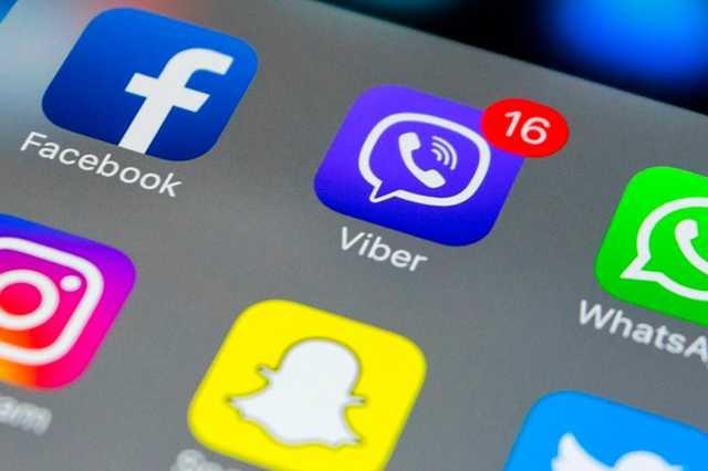 В Viber признали наличие проблем в работе приложения из-за блокировки Telegram