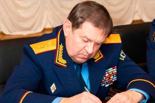 Начальник управления кадров СКР Долженко ушел в отставку