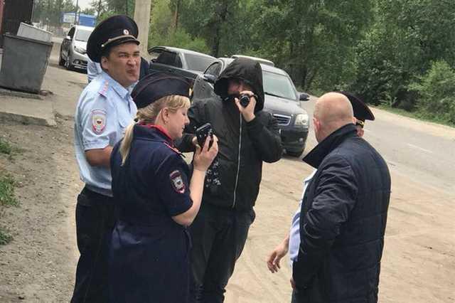 В Туве полиция пресекла экстремизм — сироты, оставшиеся без квартир, записывали обращение на прямую линию с Путиным