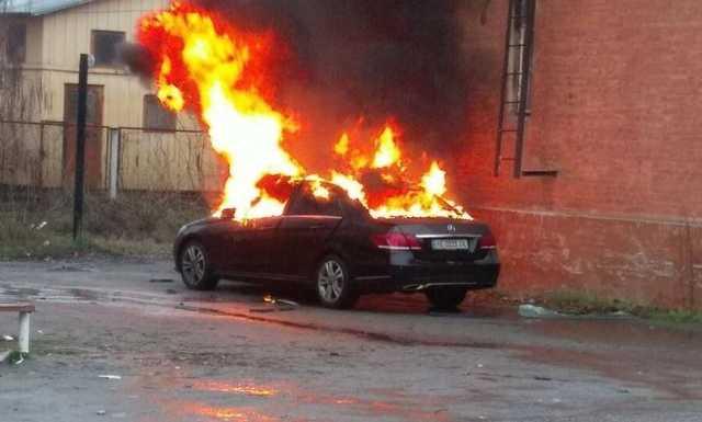 В Черкассах в авто взорвали бизнесмена: что о нем известно