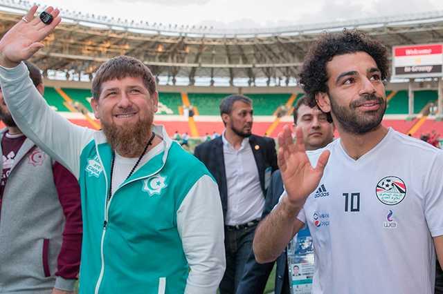 Пресс-секретарь Кадырова рассказал о жизни Салаха в Чечне