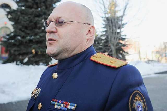 Генерал СКР Дрыманов может получить иммунитет от ФСБ с помощью адвокатского статуса