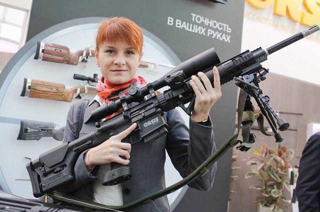 Арестованной в США россиянке Марии Бутиной предъявили второе обвинение