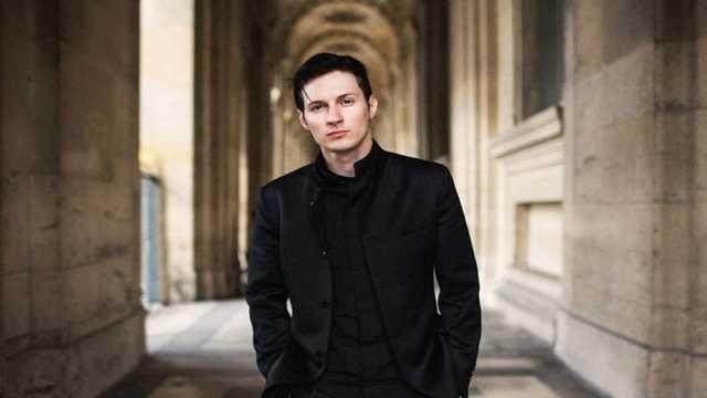 Павел Дуров попал в рейтинг самых влиятельных людей планеты