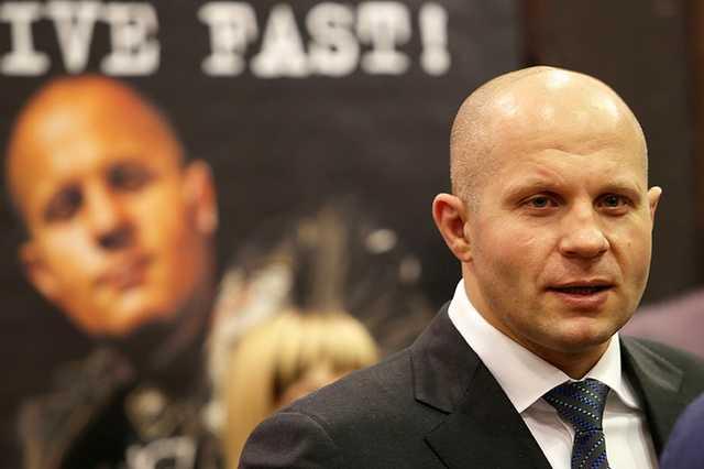 Федор Емельяненко рассказал о поступившем ему предложении от ФБР