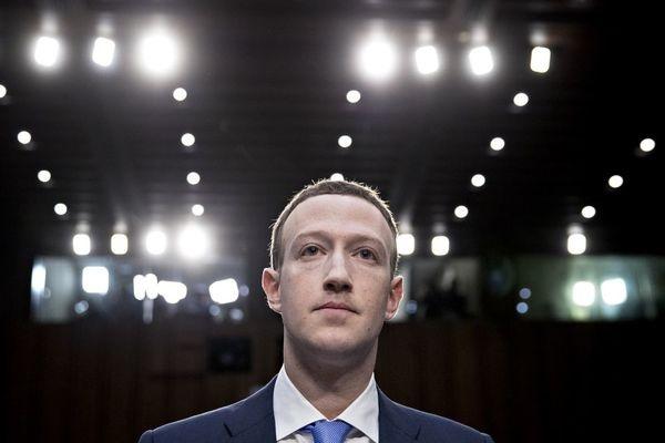 Самое резкое падение Facebook в истории: Цукерберг потерял $17 млрд за 2 часа