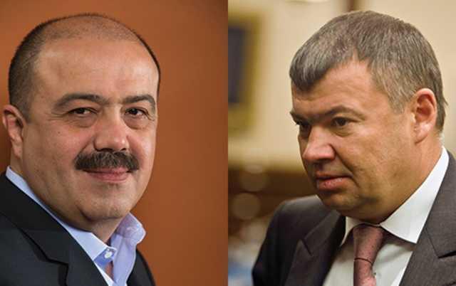 Олигархи Искандер Махмудов и Андрей Бокарев в «деле Шакро»