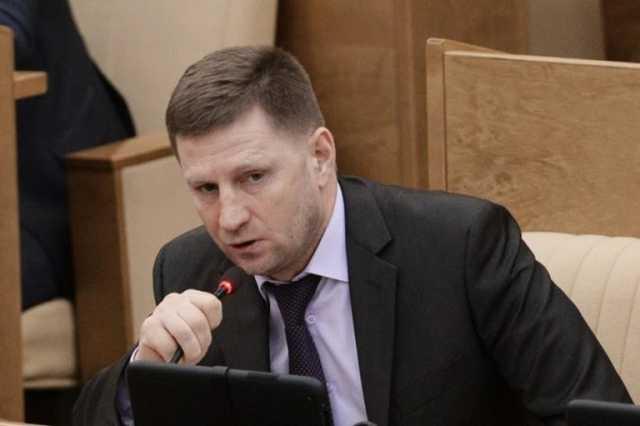 Хабаровский край может возглавить «крестный отец» Сергей Фургал