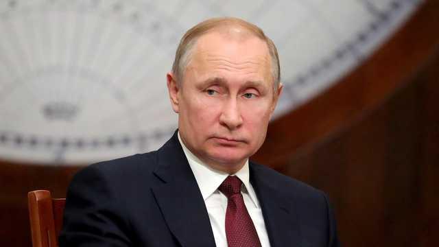 Теремок для Путина