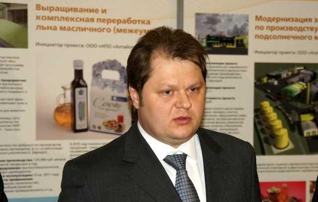 Владимир Токарев на гребне коррупции