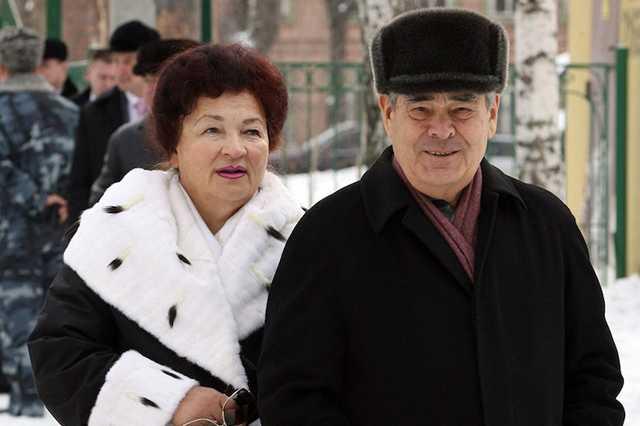 Умерла жена первого президента Татарстана Минтимера Шаймиева