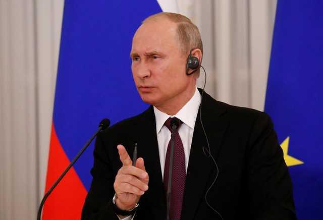 "Twitter отключил страницу ""Владимира Путина"" с миллионом подписчиков"