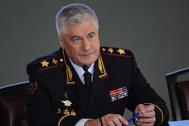 Владимир Колокольцев — чистильщик «Википедии»