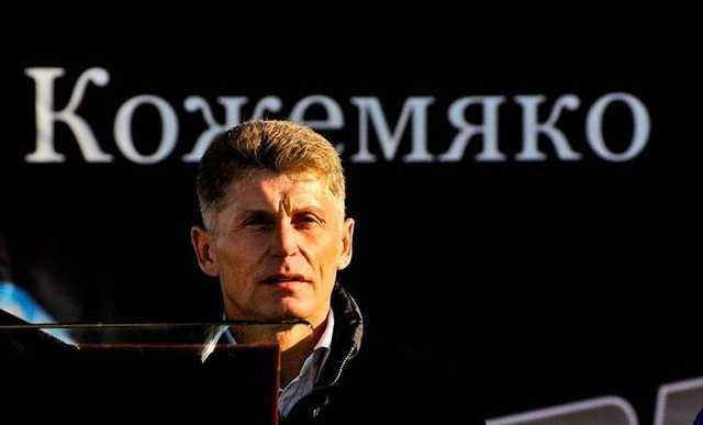 На повторных выборах губернатора Приморского края победил Олег Кожемяко