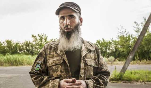 The Times: чеченские боевики воюют на Донбассе за Украину