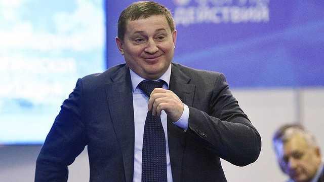 Губернатор Бочаров заказал туалет за 4 миллиона