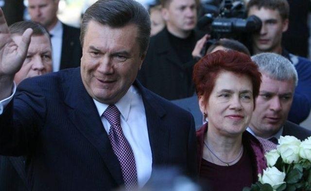 Нынешнюю жизнь Людмилы Янукович показали украинцам: «Батя, я стараюсь»
