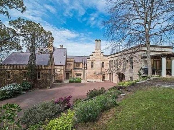 Миллиардер подарил своему 17-летнему сыну особняк-дворец стоимостью 17,5 миллиона долларов