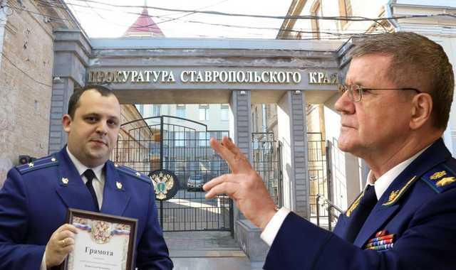Дмитрий Тихонов выдавил прокурора из теплицы