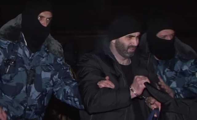 Участники банды Гагиева доставлены в Москву спецбортом