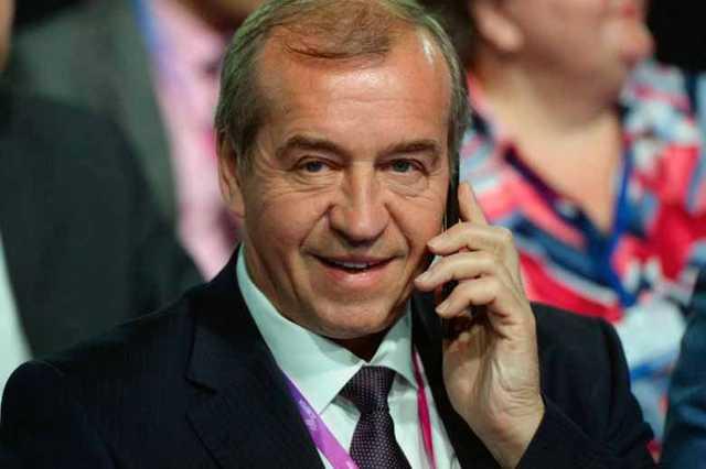 Иркутского губернатора уличили в путешествиях в Австрию, Францию и на Кубу за счет бюджета