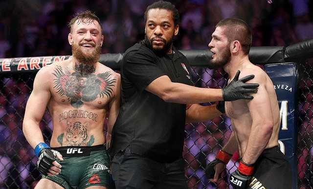 В UFC нашли замену Нурмагомедову для боя с Макгрегором