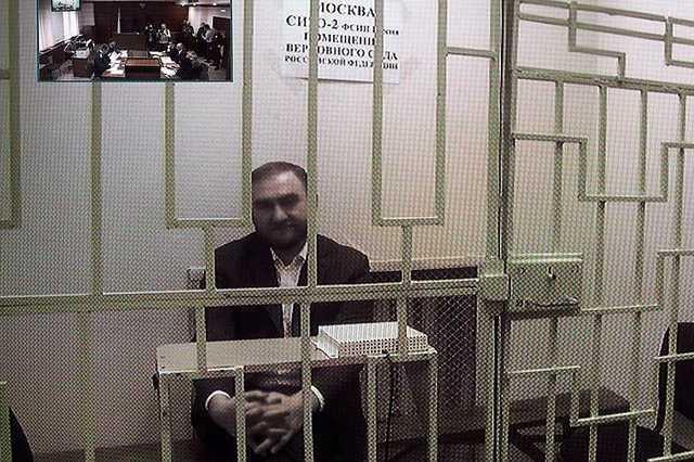 Сенатор Арашуков пожаловался на условия в «Лефортово»