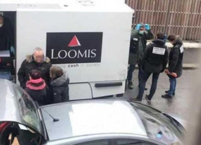 Во Франции исчез водитель-инкассатор с 1 миллионом евро