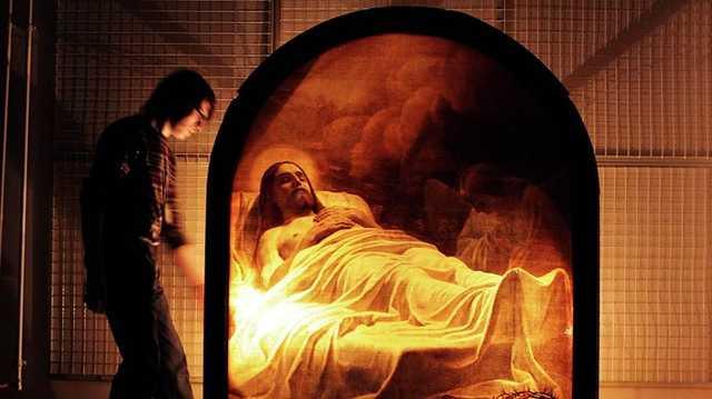 Ирина Певзнер никак не узреет «Христоса во гробе»