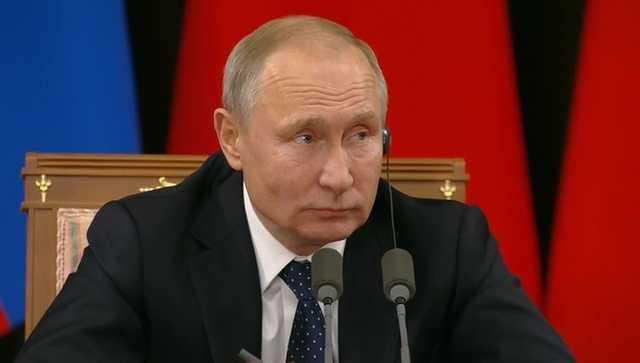 Путин предложил ввести наказание для боссов мафиозных кланов