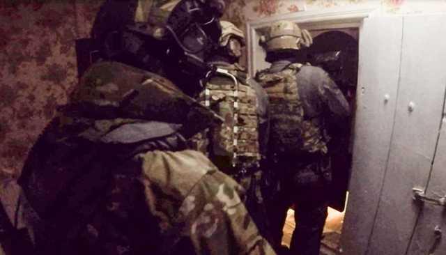Сотрудники ФСБ ликвидировали боевика, собиравшегося совершить теракт в Самарской области