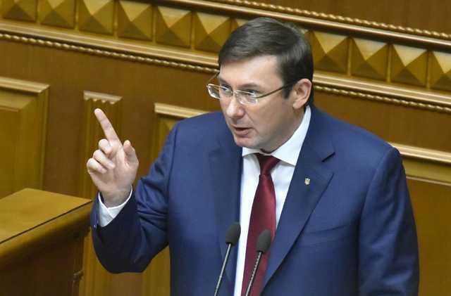 Луценко признал Свинарчука-младшего участником схем в оборонпроме: осталось доказательства найти