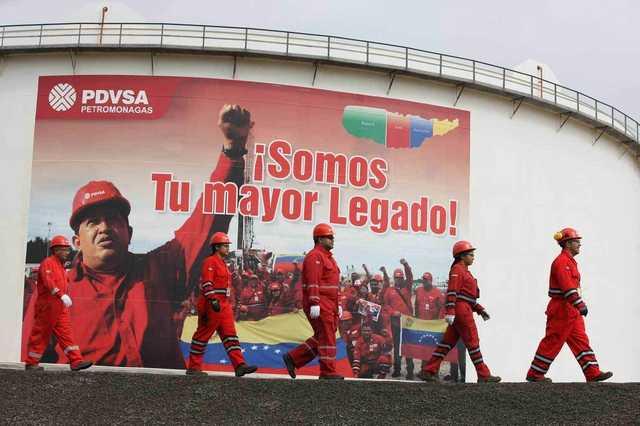 «Viva la revolucion!»: Reuters рассказал о приключениях «Роснефти» в Венесуэле