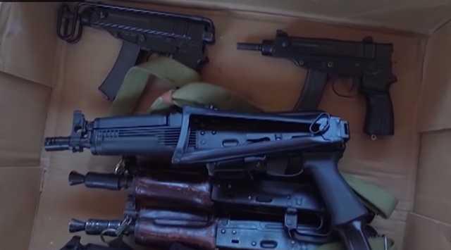 Оружейный тайник «Таганской» ОПГ хранился на территории военного гарнизона «Кубинка»