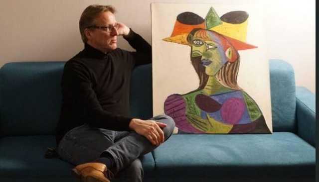 В Амстердаме нашли украденную 20 лет назад на яхте миллионера картину Пикассо