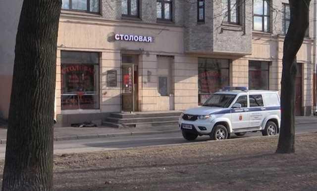 Массовая драка произошла в столовой на Васильевском острове