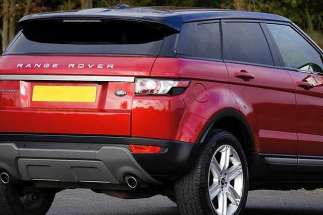 В Петербурге у сотрудницы МЧС угнали Range Rover