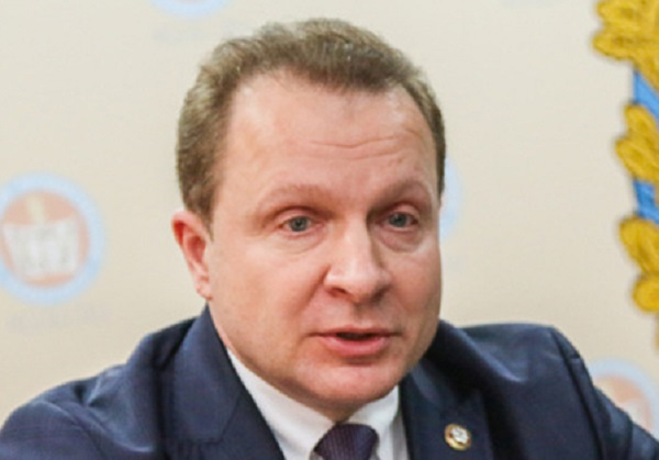 Курганский ректор-пророк Константин Прокофьев