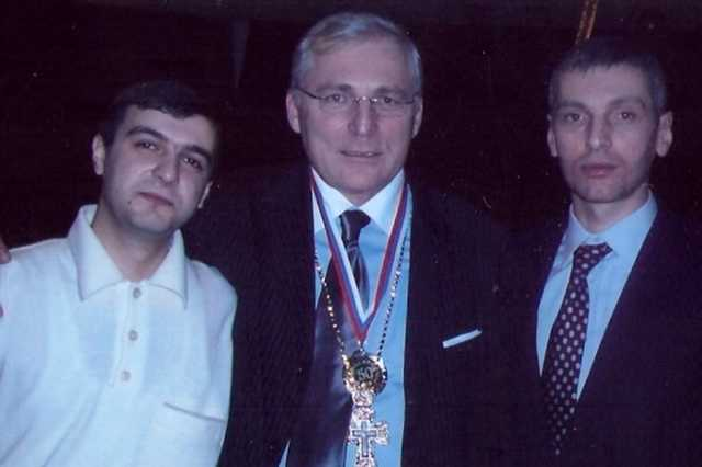 В Москве задержан крестник Шакро Молодого, «вор в законе» Роко Самтредский