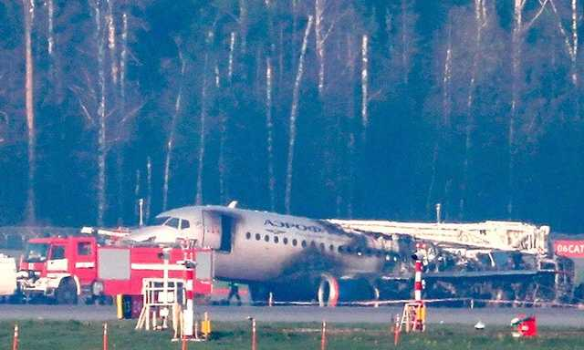 «Аэрофлот» опубликовал полный список пассажиров сгоревшего в Шереметьево самолета