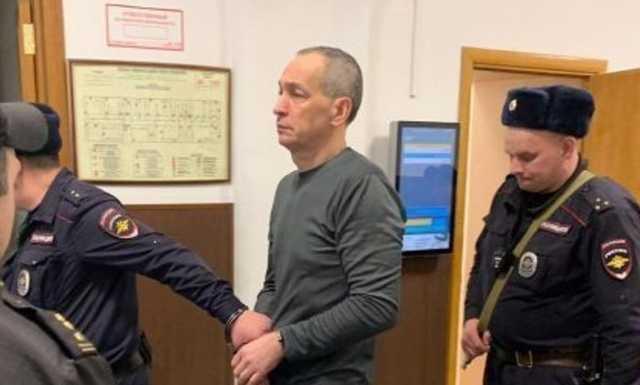 Прокуратура: «Голодающий» Шестун получил от жены 27 кг еды за месяц